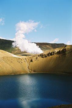 Geothermal Iceland (by Gert Kolk)