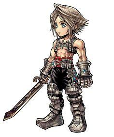 Vaan from Dissidia Final Fantasy Opera Omnia