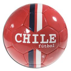 9.99 chile soccer ball Fifa, Soccer Ball, Chile, Football, Countries, Sports, Warriors, Earth, Soccer