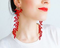 Red by PositiveFive on Etsy