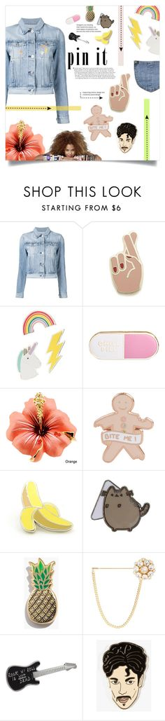 """""""Pins!"""" by atlanta-j ❤ liked on Polyvore featuring 3x1, Georgia Perry, Red Camel, ban.do, PINTRILL, Madewell, Dolce&Gabbana, agnès b., cute and denim"""