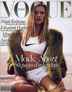 vogue france kate moss