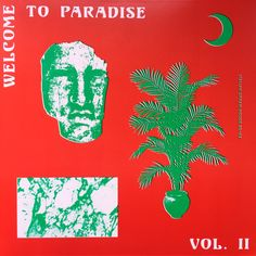 Various - Welcome To Paradise Vol. II: Italian Dream House 89-93