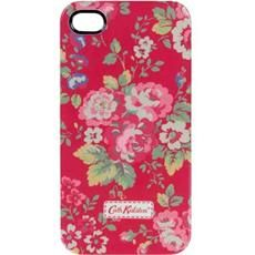 Cath Kidston iPhone 4 case.    (Shopping for a case for my new IPHONE, and I love this one, but see that it got bad reviews...)