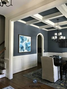 53 best dining room wainscoting images dining room lunch room rh pinterest com