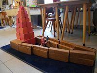nieuwe stoomboot van de Sint - Bekijk de foto's op MontessoriNet