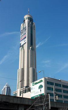 Baiyoke Tower II - Bangkok