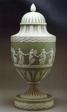 Wedgwood Urn with Lid