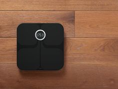So what can a smart scale do for you? Well, plenty it seems. The Fitbit Aria WiFi Smart Scale measures your weight, body fat percentage and calculates your body mass index (BMI) to keep track of your health trend. The WiFi part of it allows the Fitbit Aria to communicate online with your Fitbit dashboard. Your health statistics can be accessed from the Fitbit dashboard via Fitbit's website at Fitbit.com using any web browser including from your smartphone or tablet.