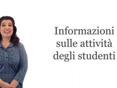 Informazioni sulle attività degli studenti