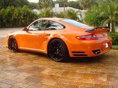 "Ultraleggera HLT 20"" on Porsche 911 (997) Turbo #OZRACING #ITECH #"
