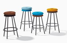 richard lampert: H57 chair + tom stool collection