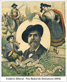 Frédéric Mistral – Prix Nobel de littérature (1904) | Bibliotec – À la française … 2