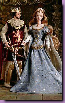 1999-Barbie Artù e Ginevra