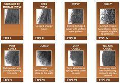 Mizani hair type chart Curl Pattern, Wave Pattern, Curly Hair Care, Short Curly Hair, Hair Type Chart, Natural Hair Types, Air Dry Hair, African American Hairstyles, Bad Hair Day