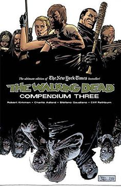 124 best new graphic novels images on pinterest comic books the walking dead compendium three by robert kirkman with over 1000 pages this fandeluxe Choice Image