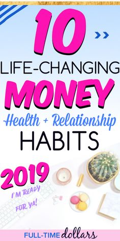 Ready for Check out the list of habits that will help you improve your money, health, and relationships! Article via Tony Robbins, Budgeting Finances, Budgeting System, Money Saving Tips, Money Tips, Managing Your Money, Investing Money, Frugal Tips, Financial Tips