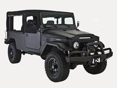 Land Cruiser Customer Rigs -  Aluminum Replacement Bodies & Accessories for Land Cruisers, Jeeps and Samurai's