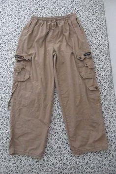 mens g star 3301 tan cargo pants XL #GStar #Cargo
