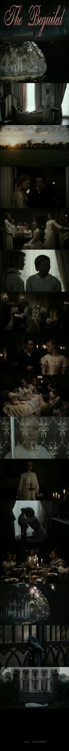The Beguiled (2017) Directed by Sofia Coppola