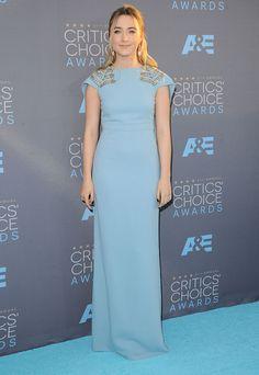 Saoirse Ronan au Critic's Choice Awards 2016
