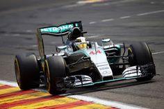 Paul English Formula 1: Grosjean storms to podium as Hamilton wins