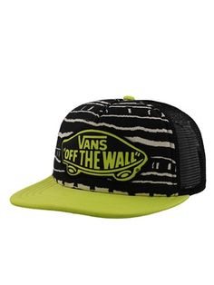 0f6b05e494c Buy Vans Sulphur Black Beach Girl Trucker Cap
