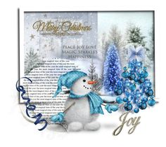 Peace joy love magic sparkles happiness christmas time to all friends polyvore dear by vkmd on Polyvore featuring polyvore and beauty