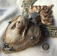 Sacred Grace ~ Madonna by Debby Anderson 2016