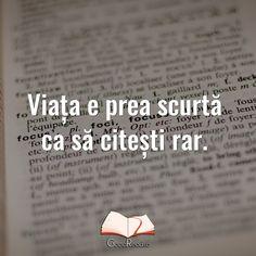 Un citate care să îți facă ziua mai frumoasă :) #citesc #carti #cititoripasionati #iubescsacitesc #bookstagram #booklover #igreads #bookworm #cititulnuingrasa #romania Deck, Mai, Alba, Quotes, Books, Instagram, Products, Quotations, Libros