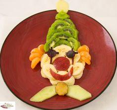 Fruit clown