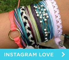 Founded in Costa Rica, each purchase helps provide full-time jobs for artisans worldwide! Shop Pura Vida for the latest handmade bracelets and accessories. Karma Bracelet, Bracelet Set, Inexpensive Jewelry, Pura Vida Bracelets, Handmade Bracelets, Hair Accessories, Pure Products, My Style, Summer 2015