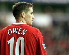 No.9: MICHAEL OWEN (216 appearances)