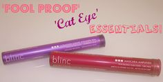 Create the PERFECT FOOL PROOF cat eye with these blinc tools!