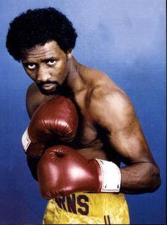 "Thomas ""Hitman"" Hearns, American Boxing Legend (1958-)"