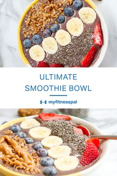 The smoothie bowl ba