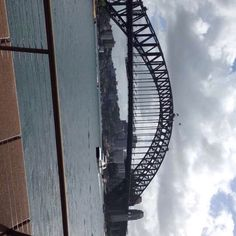 #sydneyharbourbridge #sydney by shaun_994 http://ift.tt/1NRMbNv