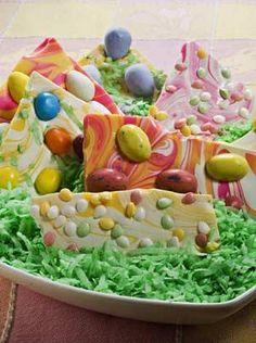 Easter Bark ~ Easter