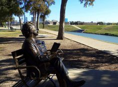 Mark Twain. Forth Worth.k