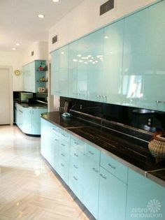 Aqua Ge Metal Kitchen Cabinets For Sale On The Forum