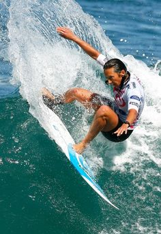 Layne Beachley...