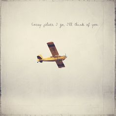 Yellow Plane Yellow Airplane Boys Room Decor Piper Cub Gift For Pilot Airplane Photography Propeller Plane Long Distance Love Aviation Quotes, Airplane Quotes, Aviation Tattoo, Pilot Quotes, Fly Quotes, Propeller Plane, Airplane Tattoos, Airplane Photography, Long Distance Love