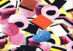 Textiles, Fabrics, Desserts, Food, Tejidos, Tailgate Desserts, Deserts, Essen, Postres