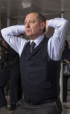 "How to Dress Like Raymond ""Red"" Reddington (The Blacklist) 