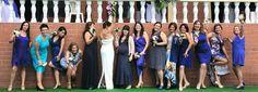 Cada una se expresa de forma diferente. Dresses, Fashion, Shape, Bridesmaids, Gowns, Moda, La Mode, Dress, Fasion