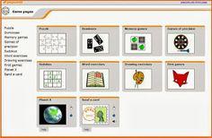 En Papunet encontrarás una buena colección de juegos educativos