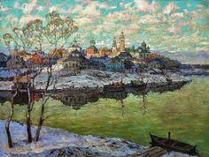 Konstantin Gorbatov   Post-impressionist painter   Tutt'Art@   Pittura * Scultura * Poesia * Musica  