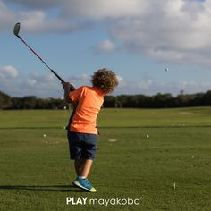 """Have you ever had one of those days on the golf course where everything just """"clicks?"""" #PLAYmayakoba #cute #golf #PGATOUR #mayakoba #mexico #golfcourse #sports #fun #driver"""