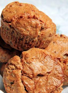10 weeks body change rezept: Muffins mit Zitronenaufstrich