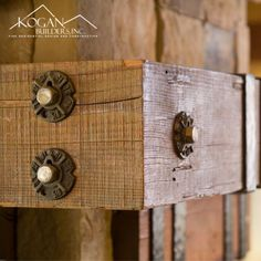 At Kogan Builders we work with you on every detail, no matter how small. Custom Home Builders, Custom Homes, Mountain Homes, Cabin Design, Log Homes, Rustic Style, Building Design, Traditional, Detail